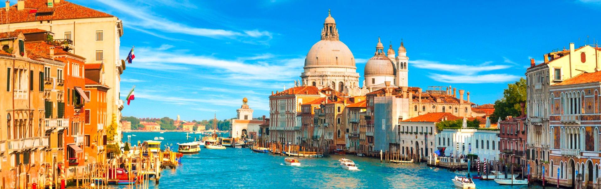Roma - Floransa - Venedik Turu